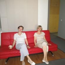 odmor na kauču u poluvremenu