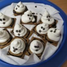 Tko će ispeći strašnije Čarobne muffine za Hallowe'en? Vaš favorit je ...