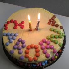 Još jedna godina Čarobne riječi – Draga Marija, hvala na još jednoj prekrasnoj torti